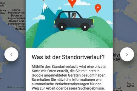 So stoppen Sie das Standort-Tracking durch Google | E-Learning Methodology | Scoop.it