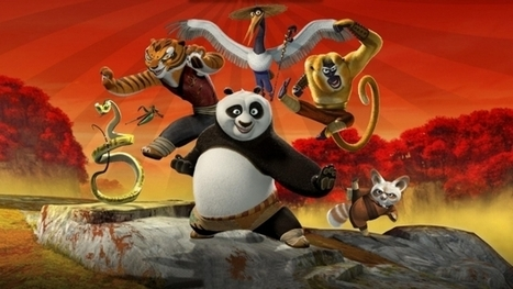 'Kung Fu Panda 3' Release Date: Action-Packed Adventure with Po and Friends ... - Hallels   Bushi Kai USA   Scoop.it