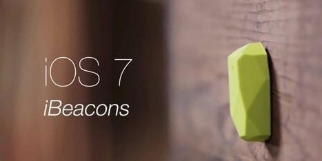 iBeacon : tout ce qu'il faut savoir   Point de vente digital   Scoop.it