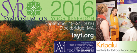Call for SYR Research Abstracts Now Open - International Association of Yoga Therapists (IAYT) | Alternative Treatments to MS | Scoop.it