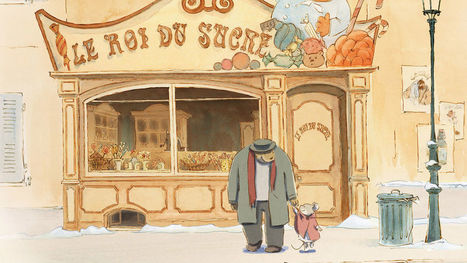 The Oscar-nominated Ernest & Celestine is a hand-drawn animated delight - avclub.com | Les films de l'année 2013-2014 | Scoop.it
