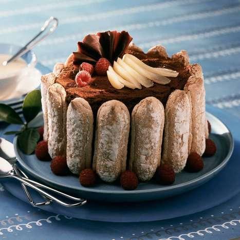 Chocolate Charlotte - Quick Dessert | Quick And Easy Desserts | Scoop.it
