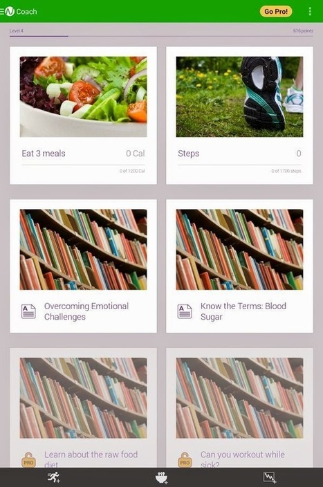 Best Fitness Apps for Android Smartphone   How to Guides   Scoop.it