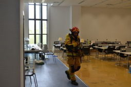 Simulacro de incendio en el edificio Francisco Javier Balmis del campus de Sant Joan d'Alacant | Noticias UMH | Scoop.it