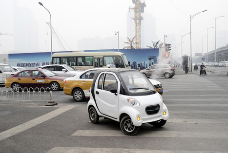 Chinese market electrifying for 'green' vehicles | Sustain Our Earth | Scoop.it