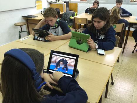 ITunesU i Educació Física | iPad classroom | Scoop.it