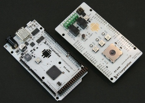 """Google picks Arduino for Android Open Accessory """"kit"""" 