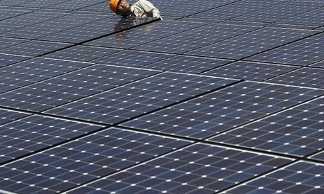 La Chine pourrait perdre son statut de leader mondial dans le solaire - Les-SmartGrids.fr | Smart Grids | Scoop.it