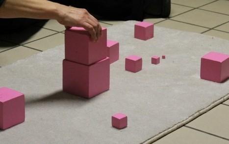 Le développement sensoriel de l'enfant entre 3 et 6 ans | Ecole ... | school ideas | Scoop.it
