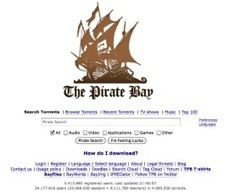 SOPA backers: It's needed to take down The Pirate Bay | From the Sofa to #SOPA | Scoop.it