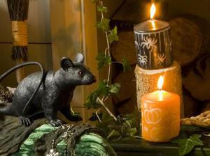 Créer des bougies pour #Halloween #idée #DIY #déco | Best of coin des bricoleurs | Scoop.it