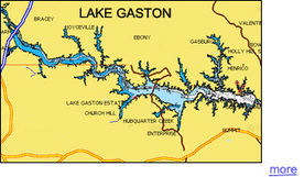 Lake Gaston Guide | Everything About The Lake | Boating in NC | Scoop.it
