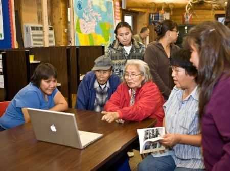 DONATE: River Journey: The Berger Inquiry Revisited - Ft Simpson #NWT | SmallChangeFund.org | NWT News | Scoop.it