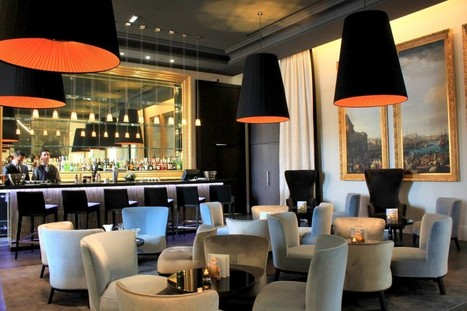 Inauguration de l'hôtel 5 étoiles Intercontinental Marseille | Décoration hotel restaurant boutique | Scoop.it