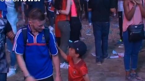 VIDEO. Euro 2016: Après France-Portugal, un petit portugais console un supporteur français en larmes | Autour de la médiation | Scoop.it