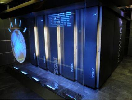 Futurologie : IBM prévoit le big data et des ordinateurs bienveillants | EI4-5 & Masters | Scoop.it