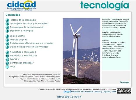 Tecnología 4º E.S.O. | Tecnologia, Robotica y algo mas | Scoop.it