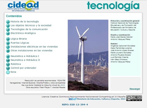 Tecnología 4º E.S.O. | tecno4 | Scoop.it