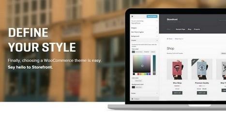 Storefront - A New Free WordPress Theme by WooThemes | Free & Premium WordPress Themes | Scoop.it