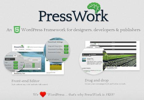 Open Source Theme Framework for WordPress | WordPress Resources | Pro Tech | Scoop.it