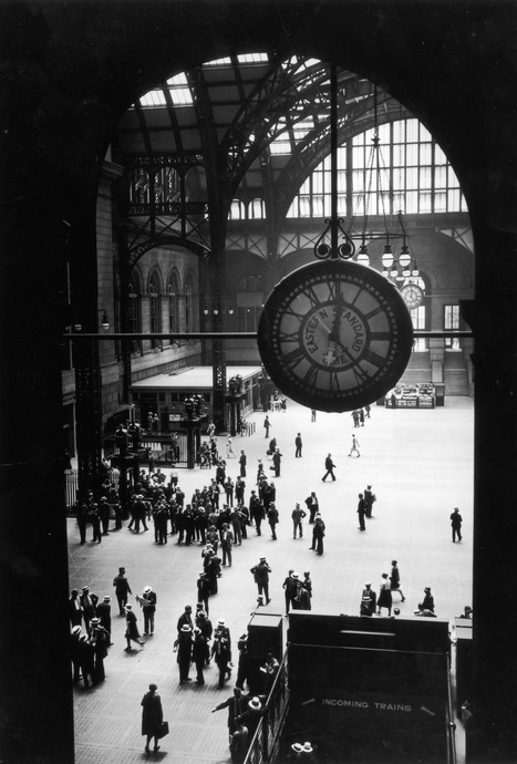 What Penn Station used to look like will make you weep with longing | Modern Ruins, Decay and Urban Exploration | Scoop.it