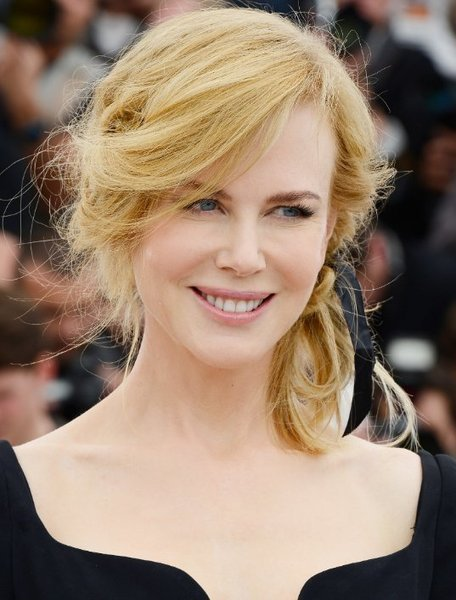 2013 Cannes Hairstyle Photo: Nicole Kidman's Tousled Pony | Red Carpet Fashion | Scoop.it