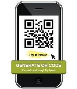 FREE & Easy QR Code Generator | DIY: WEB & MOBILE | Scoop.it