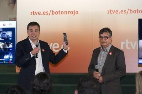Nace 'RTVE Botón Rojo', el nuevo servicio para televisiones conectadas que fusiona Internet y la señal de televisión   Panorama Audiovisual   Big Media (Esp)   Scoop.it