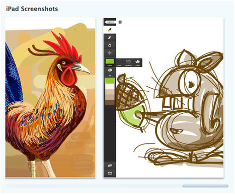 "Iphone and ipad Apps to Boost Creativity | Graphic Design Blog | ""iPads for learning"" 