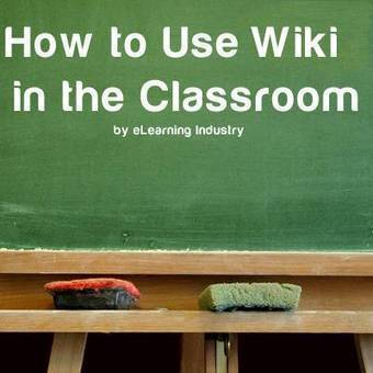 How To Use Wiki In The Classroom - eLearningFeeds.com | Wiki | Scoop.it