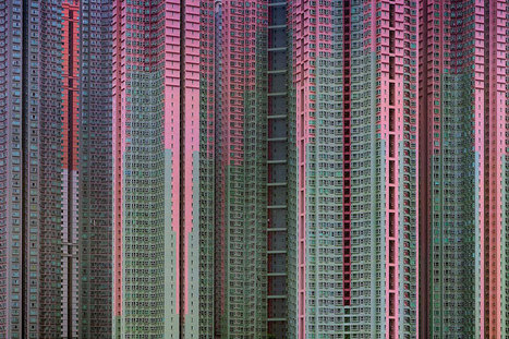 Stunning Photos of Architectural Density in Hong Kong | Photographier le monde | Scoop.it