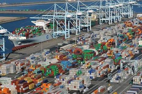 Imports Decline at Southern California Ports, Retailers worried about weak holiday sales | EconMatters | Scoop.it
