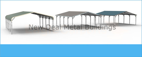 New Deal Metal Buildings   Construction   Scoop.it