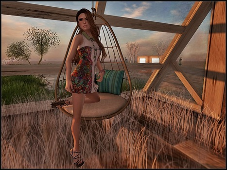 A World in a grain of sand: Wild evening grass... | Finding SL Freebies | Scoop.it