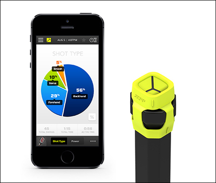 New Sensor & Two New Sports — Coming Soon! - Zepp Labs | Biomechanics @ Curtin | Scoop.it