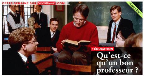 Qu'est ce qu'un bon prof ?   Ce que les enseignants efficaces savent et font   Scoop.it