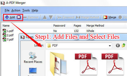 How to Merge Multiple PDF Files Into One PDF with A-PDF Merger? [A-PDF.com] | Merge PDF files into one, merging files to PDF with A-PDF Merger | Scoop.it
