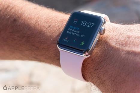 Las mejores configuraciones de esferas para Apple Watch   Mobile Technology   Scoop.it