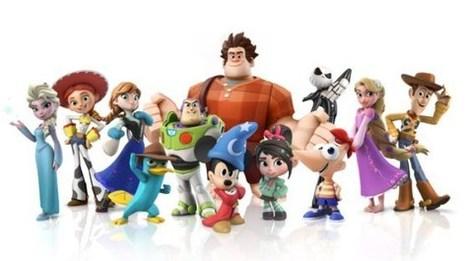 Disney to release 'Toy Story in Space Play Set' for Disney Infinity | Kinderen en interactieve media | Scoop.it