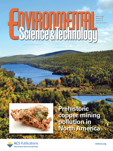 Lake Sediments Record Prehistoric Lead Pollution Related to Early Copper Production in North America   Pollution in US and Canada   Scoop.it