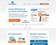 ConceptBoard. Tableaux blancs collaboratifs : à tester avec un mur/tableau interactif | Murs numériques et interactions (TBI et TNI) | Scoop.it