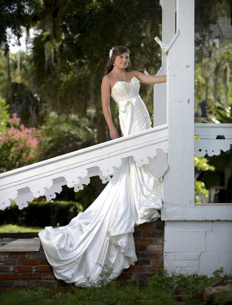 Wedding Dress Trends: What modern brides are doing - Pensacola News Journal | Dresses | Scoop.it