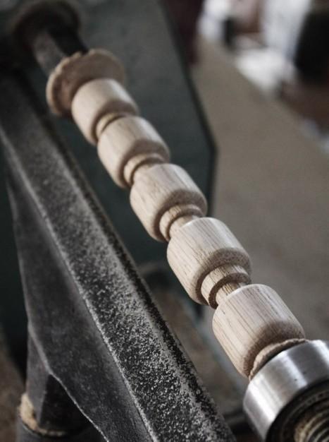 Les Legos en bois de Thibaut Malet - Designiz - Blog décoration intérieure, design & architecture | Ageka les matériaux pour la construction bois. | Scoop.it