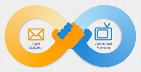 Can Digital Marketing & Conventional Marketing Co-Exist? | Beyond Marketing | Scoop.it