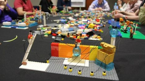 How companies are using LEGOs to unlock talent employees didn't know they had - Quartz | Education Revolution: Mass Creativity and Play! | Scoop.it