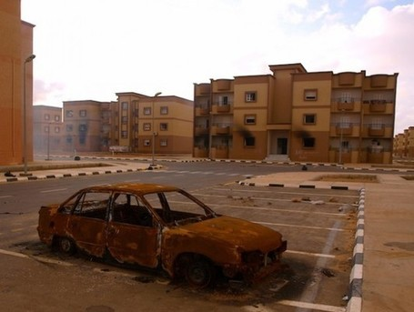 IMPOSSIBLE TO GO ON HID IT: IPS – Human Rights Worse After Gaddafi | #Libya #Saif #Torture | Saif al Islam | Scoop.it