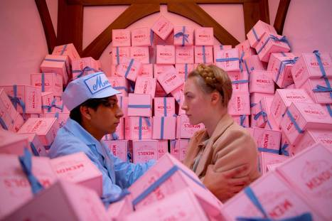 Wes Anderson and the best props in Hollywood: Meet the designer tasked with bringing the director's films to life | On Hollywood Film Industry | Scoop.it
