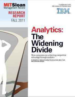 Are You Transformed? The MIT Report on Analytics | SmartData Collective | Functional Finds - Design, Technology & Media | Scoop.it