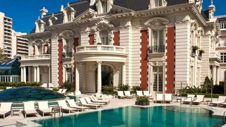Apply for a $1 Million Luxury Travel Job - ABC News | Living the Dream! Travel, Adventure & more….. | Scoop.it