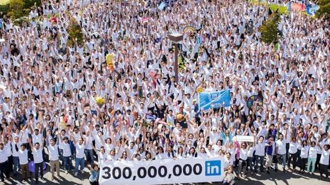 LinkedIn's workforce is a little more diverse than it was a year ago | All About LinkedIn | Scoop.it